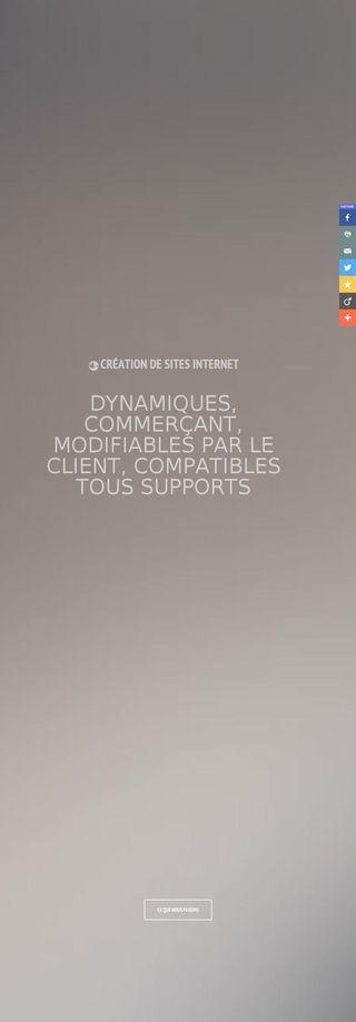 Taranis Studio    Agence Internet à Périgueux, création et hébergement de sites Internet, création graphique, imprimerie Offset et numérique. - Champcevinel, Dordogne, Aquitaine