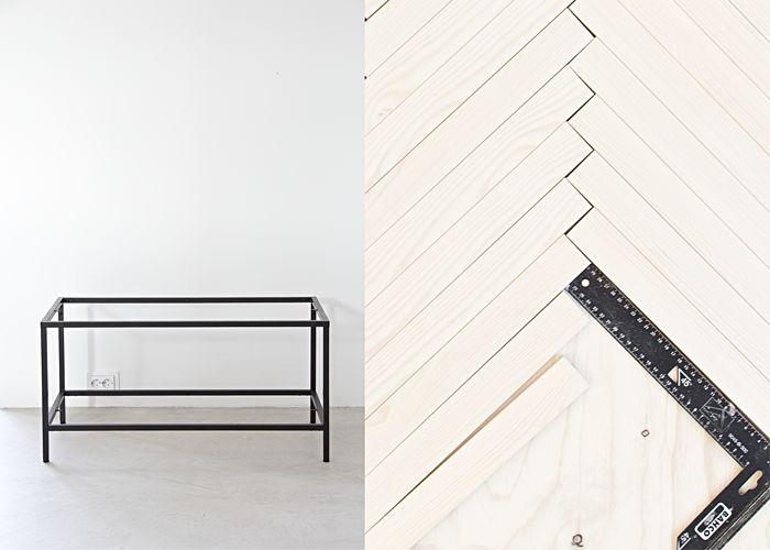 DIY Sidetable  Photo | Marja Wickman