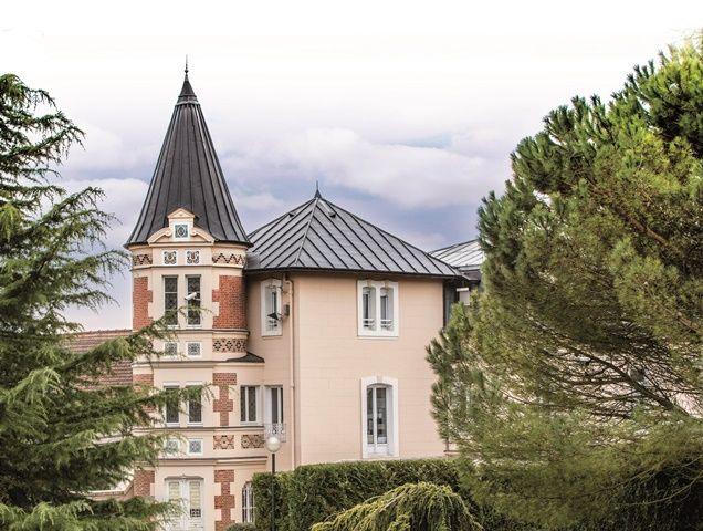 Le Château d'Ève  EHPAD 59 chambres médicalisées Éligible CENSI BOUVARD