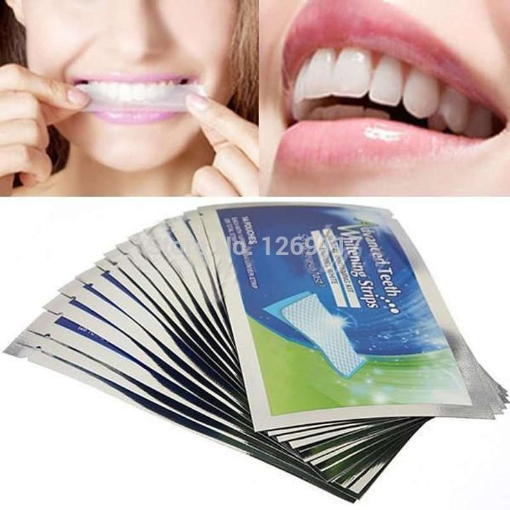 Hot Sale 1Pack 28pcs Teeth Whitening Strips,Professional tooth whitening products Gel Strips With Free Shipping