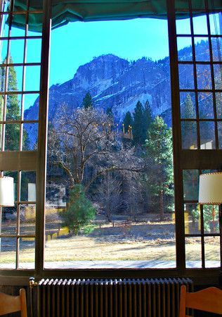 The Ahwahnee - Yosemite National Parks Historic Hotel & The ...
