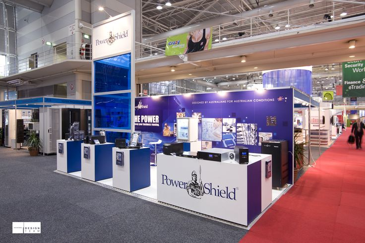 POWER SHIELD @ CEBIT As an exhibitor in CeBIT PowerShield  makes a big impact on both visitors and competitors. Being an all-Australian company is the basis for their presentations