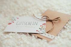 Craftpaper Card diy photography Studio Gutschein für ein Fotoshooting ab 35 €