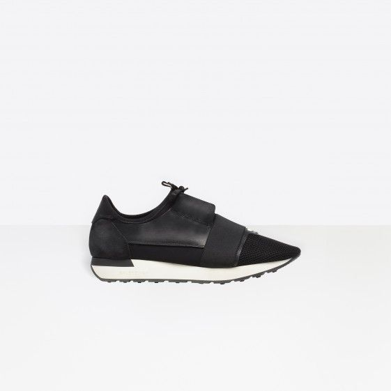 Shop Balenciaga Multimaterial Contrasted Runners Black Men in Balenciaga Sale online with Balenciaga Sneakers Sale and Cheap Balenciaga #runners #shoes #sneakers #fashion #lifestyle #spring #ss18