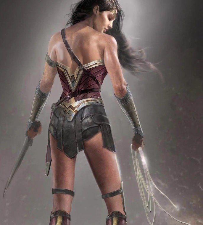 Wonder Woman : bande annonce du film, séances,