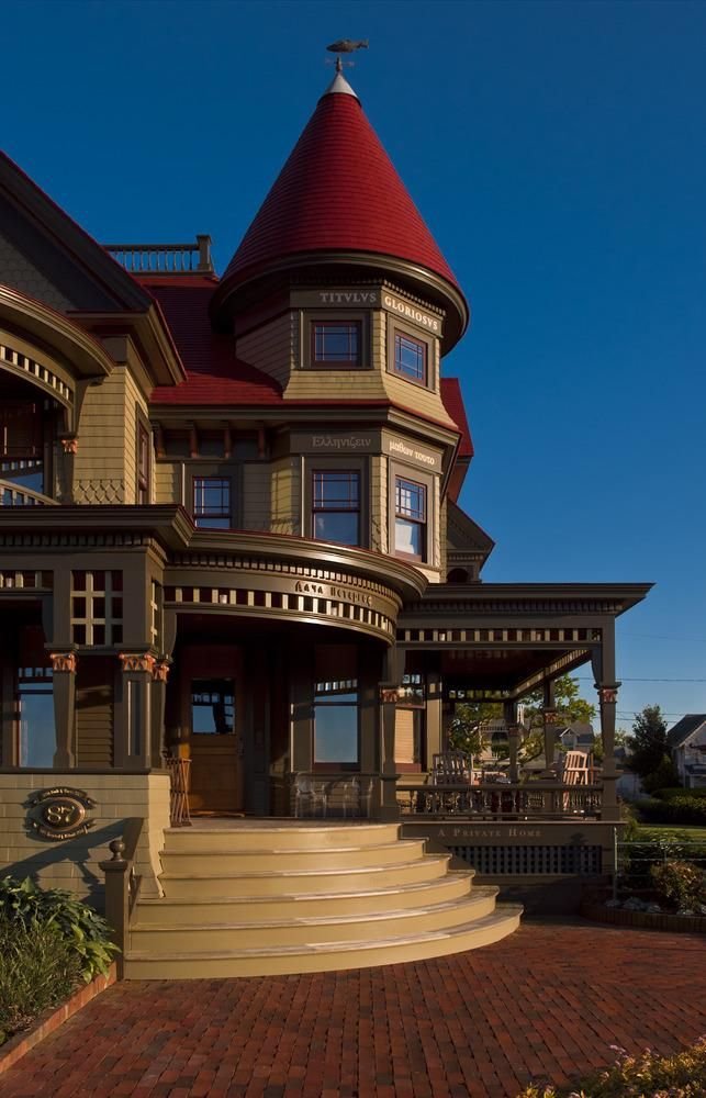 151 best victorian exterior interior images on pinterest Modern victorian architecture
