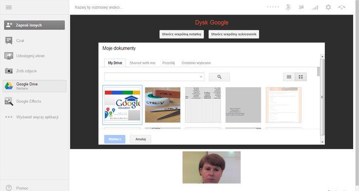 Narzędzia Google w edukacji