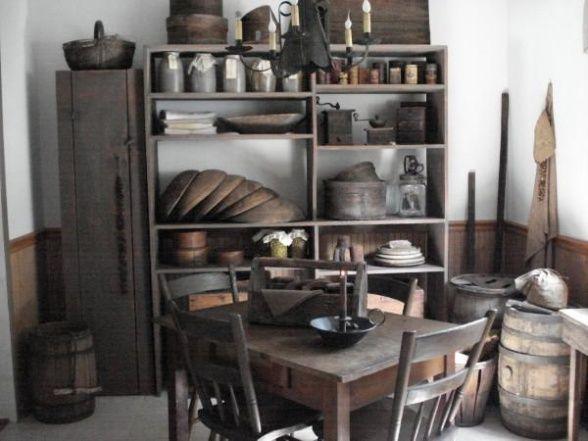 20 best Primitive Kitchen Decor images on Pinterest | Primitive ...