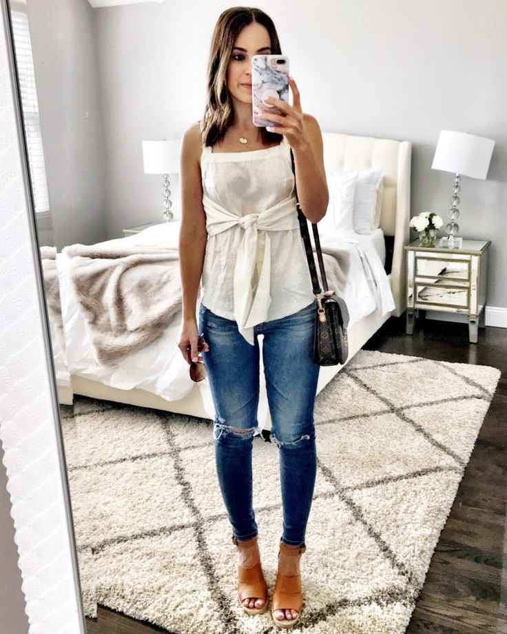 Casual Summer Outfits Ideas For Weekend