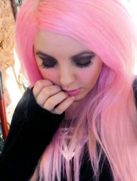 Cotton Candy Pink™: Candy Pink, Hair Colors, Cotton Candy, Manic Panic, Pink Hair, Hair Styles, Hairs, Hair Dye
