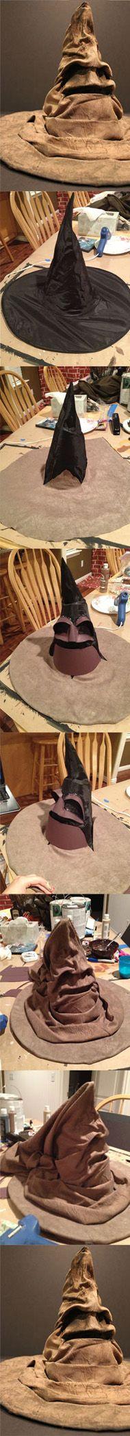DIY Harry Potter Sorting Hat