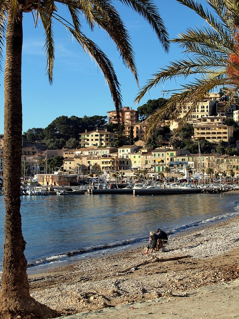 Port de Soller, Balearic Islands, Spain - Another memory of magical Majorca