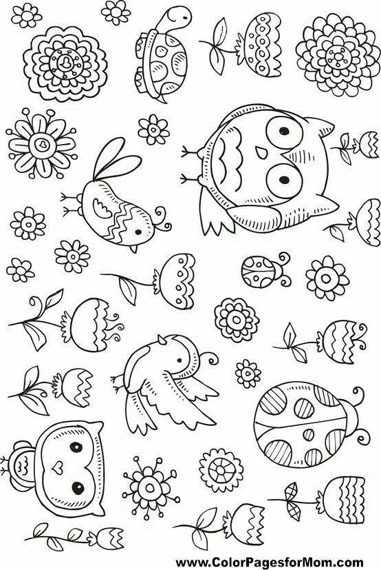 1143 besten coloring Bilder auf Pinterest | Ausmalbilder für ...