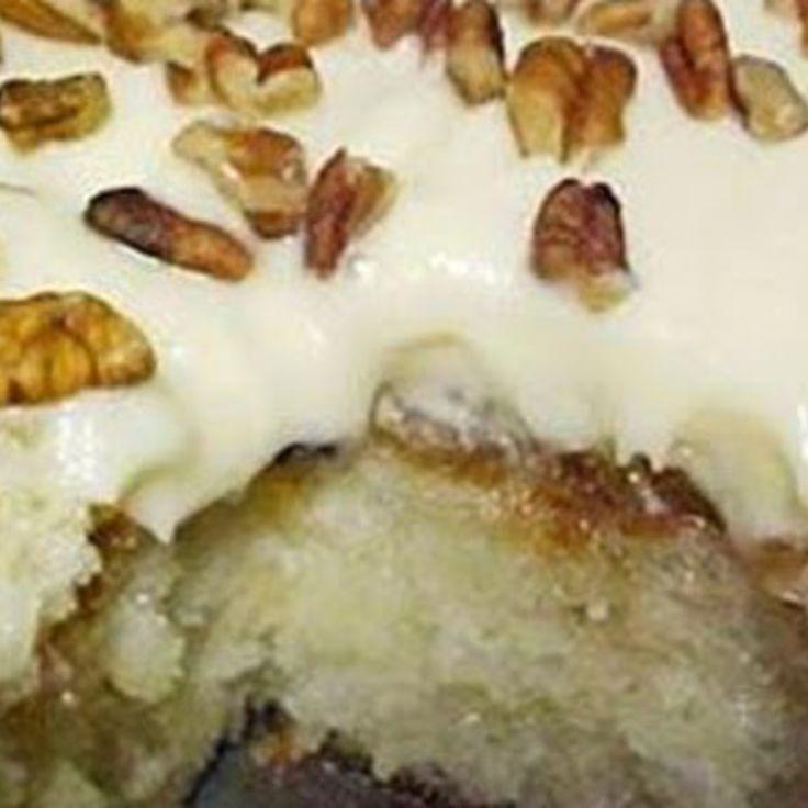 Recipe For Elvis Presley Jailhouse Rock Cake