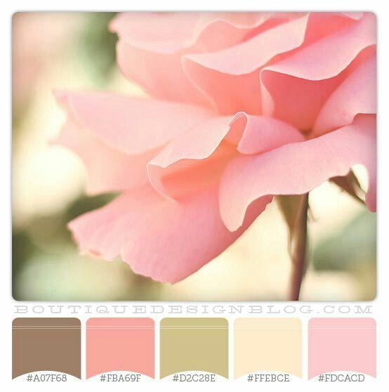 Combinación de Colores   Vintage Love-Pasatiempos