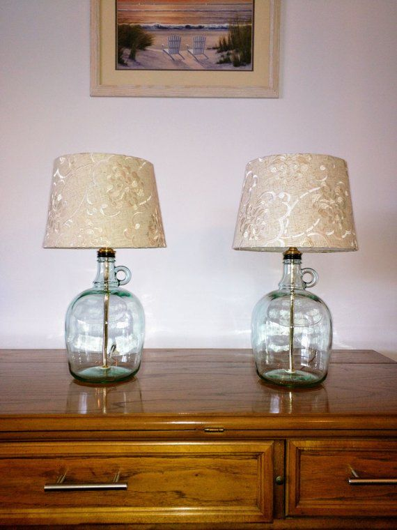 Table Lamp Bedside Lamps Small Set Of 2 Gl Bedroom M