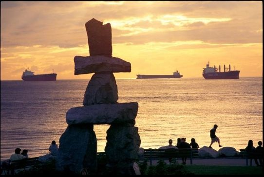 English-Bay - Vancouver
