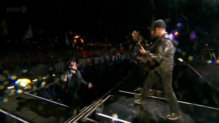 U2 - Until the End of the World - Glastonbury 2011 (Pro Shot) - YouTube