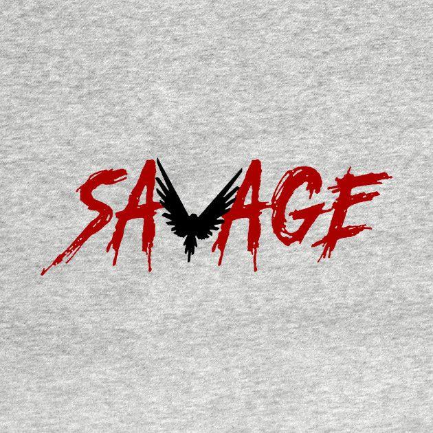 Check out this awesome 'SAVAGE+MAVERICK+Logan+Paul' design on @TeePublic!