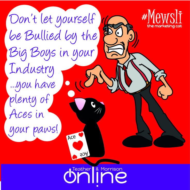 Small is beautiful - Develop you niche! #Mewsli