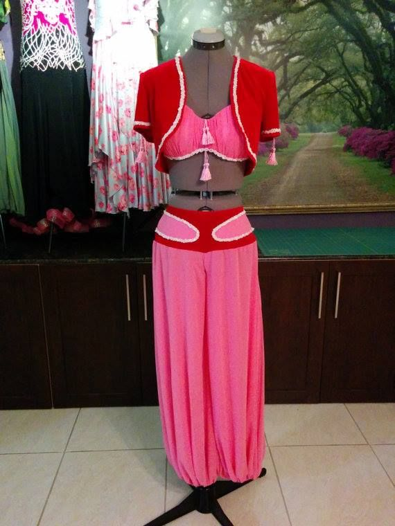 My I Dream Of Jeannie costume....Love it!