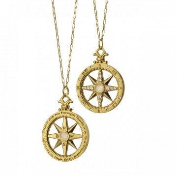 Amazona Secrets 10 Thread Wax Necklace With 18kt Gold Savannah Leaf WoxNrc