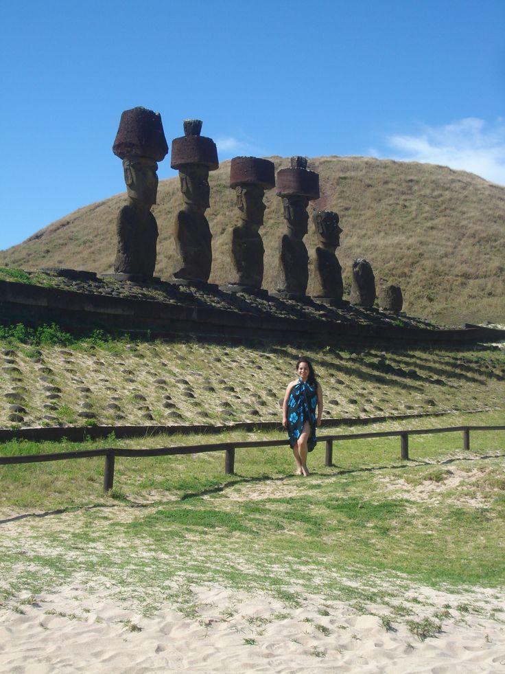 Anakena, Rapa Nui (2014)