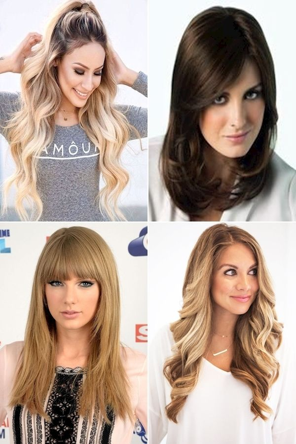 Great Hairstyles For Long Hair Women S Haircut Styles Long How To Make Different Hairstyles For In 2020 Hair Styles Haircut Styles For Women Long Hair Styles