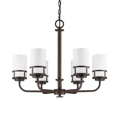 Acclaim lighting in11223orb alexis 6 light chandelier home decor sale deals finish
