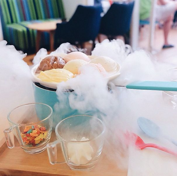 North Pole Cafe  Photo Source: instagram.com/lilmoniqz http://www.qraved.com/journal/wp-content/uploads/2015/01/INDO.jpg