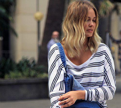Stripes | Lara Bingle