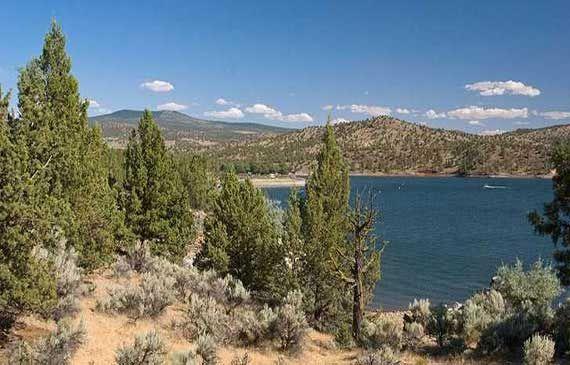 Prineville Reservoir State Park - Visit Bend, Sunriver, Redmond, Sisters | Central Oregon Tourism Information