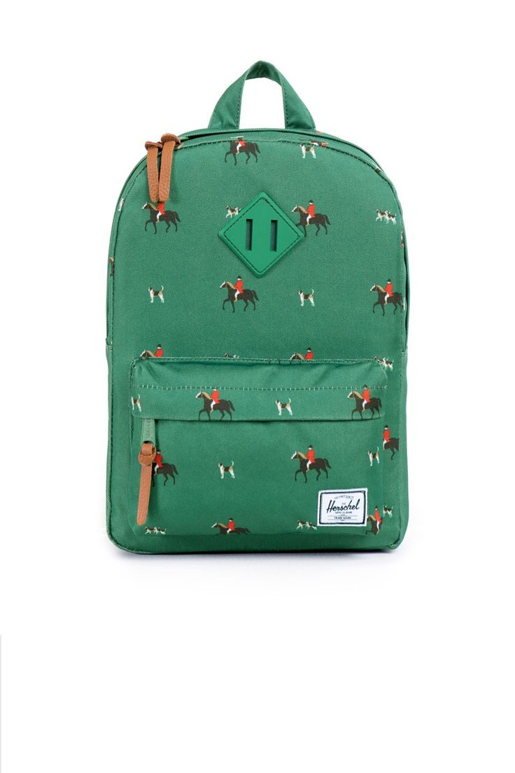 HERSCHEL Heritage kids Sunday Emerald Rubber