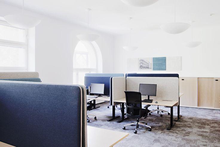 Interior design project – Workspace