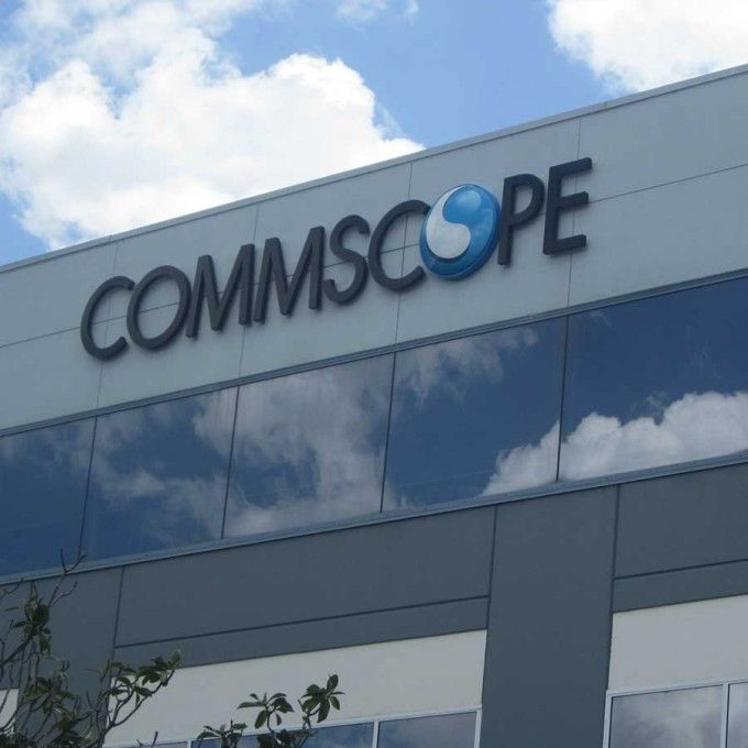 Commscope is one of our clients for marketing services