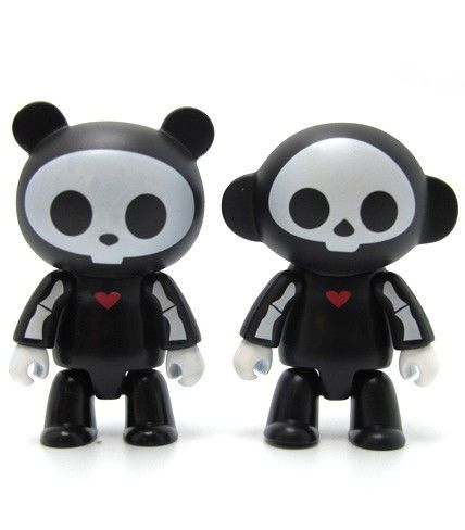 QEE 2.5'' Skelanimals - wanted these for AGES