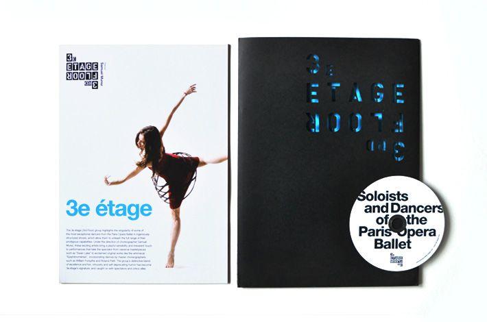 Onion Design Associates | 法國巴黎 三樓芭蕾舞蹈團