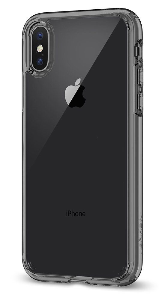 reputable site 7913d 1ac92 Spigen Ultra Hybrid iPhone X Case with Air Cushion Technology and ...