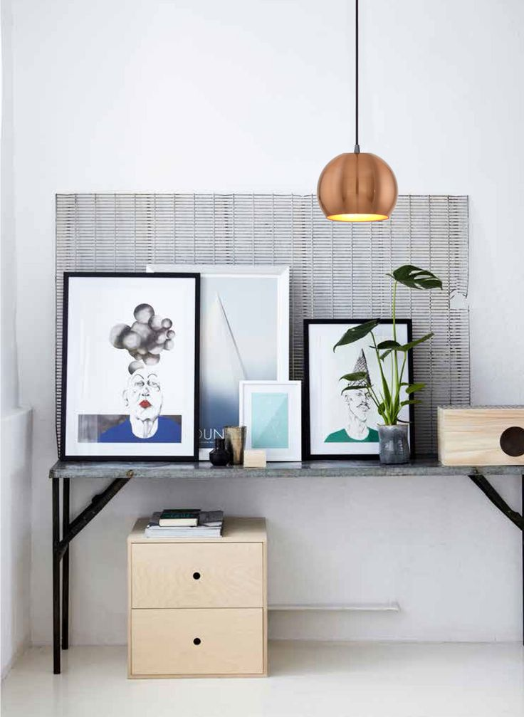 BROOKLYN LAMP 42W E27. Golden. Diameter 20 cm #brooklyn #lamp #hanging #golden #luxcambra #suspension #colgante #hanginglamp #lampadeasospensione #design #diseño #disegno #decoration #decoracion #interior #interieur #doré #dore #dorado #dorato