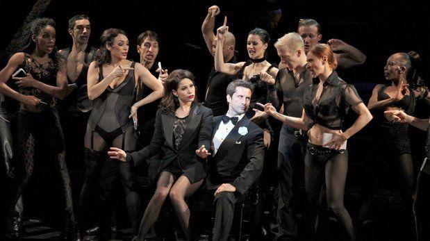 El actor peruano volvió a las tablas del Ambassador Theater el pasado lunes, esta vez por dos semanas