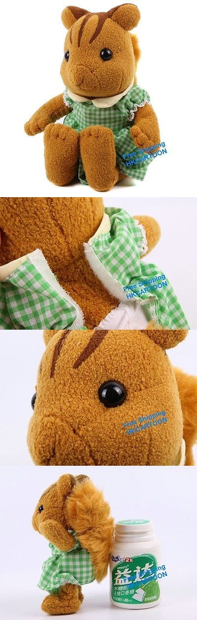Stuffed Animals Beanbag Plush 51030: Japan Epoch Animal Figure Sylvanian Families Stuffed Squirrel Sister -> BUY IT NOW ONLY: $47.9 on eBay!