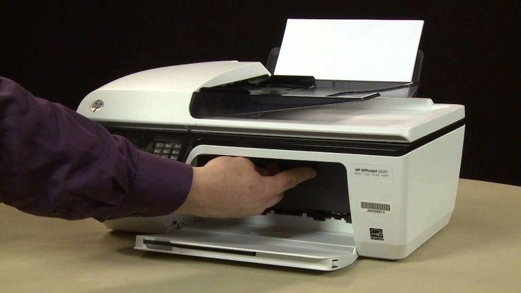 Prueba y análisis de HP Officejet 2620