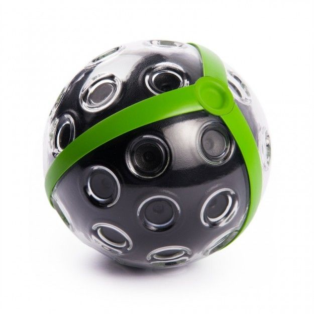 Have a ball with this throw able panoramic camera. http://www.youtube.com/watch?v=c8xjXqC9m2A