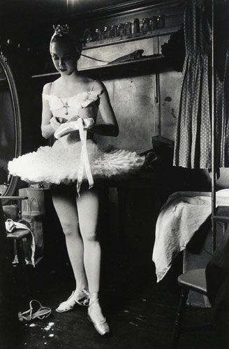 Allegra Kent in Tokyo, 1956 by Elliott Erwitt