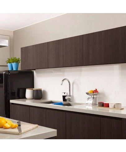 61 besten k chen kitchen inspiration bilder auf pinterest k chen k chenw nde und graue schr nke - Kuchenspiegel laminat ...