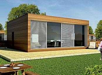 Progetti di case in bioedilizia, progetti di case prefabbricate in legno