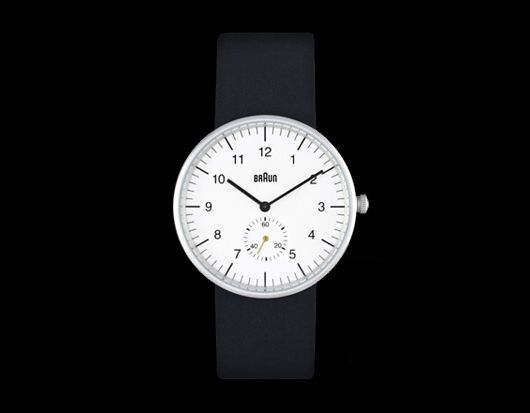Braun Dieter Rams-watches