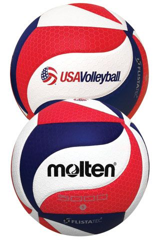 Molten V5M5000 FLISTATEC® Volleyball - USA Volleyball