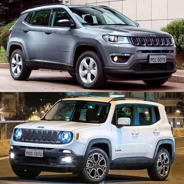 Jeep Compass E Renegade Recall Para Mais De 90 Mil Unidades