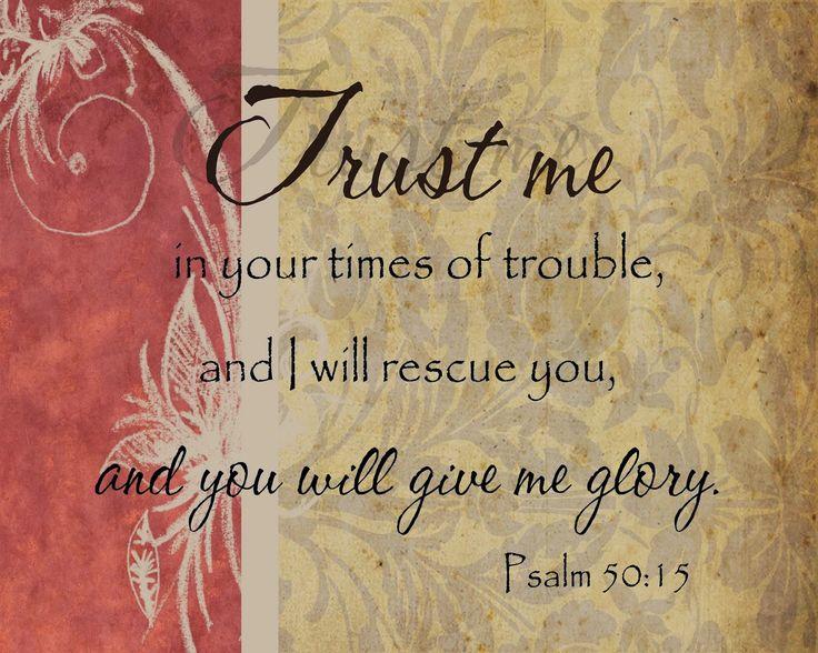†MIGHTY WARRIOR BLOG † THE POWER OF PRAYER: Psalm 50